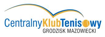 Centralny Klub Tenisowy - Grodzisk Mazowiecki
