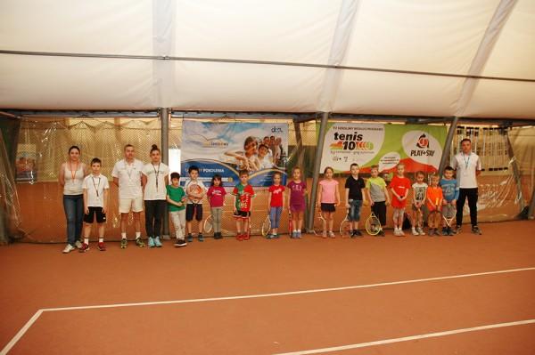 Tenis10 <br/>Turniej Inauguracyjny CKT<br/>2016.05.07 – 2016.05.09