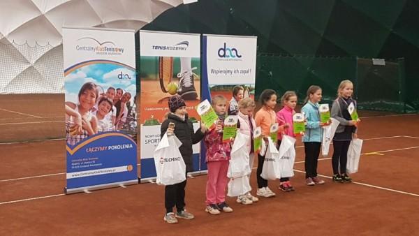 Tenis 10 Turniej Mikołajkowy<br/>2017-12-02 – 2017-12-03