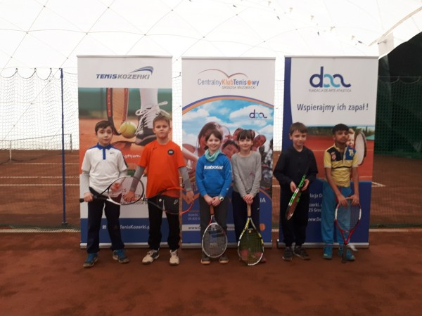 Tenis10 <br/>Puchar CKT Tenis Cup II<br/>2018.01.20 – 2018.01.22