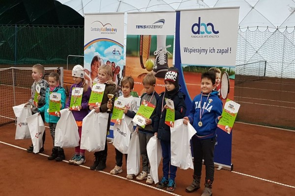 Tenis10<br/>Puchar CKT Tenis Cup III<br/>2018.02.24 – 2018.02.25