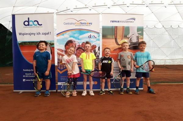 Tenis 10 CKT Tenis Cup IV<br/>2018-04-14 – 2018-04-15