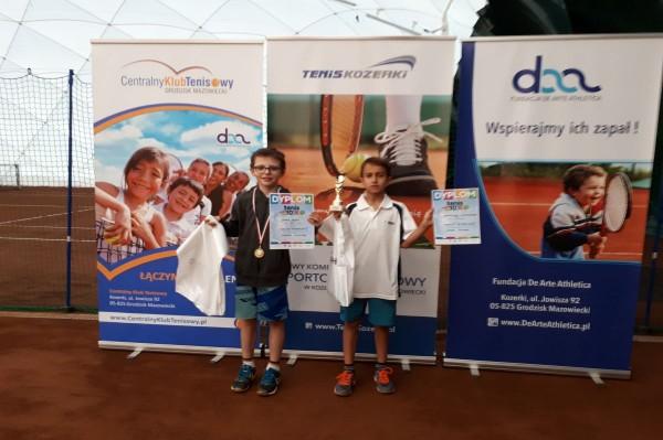 Tenis 10 CKT Tenis Cup V<br/>2018-04-21 – 2018-04-23