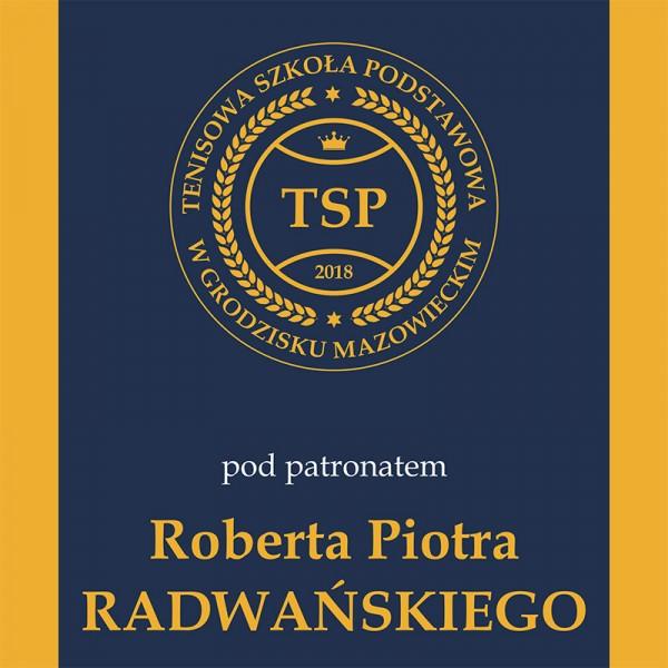 Tenisowa Szkoła Podstawowa pod patronatem Roberta Piotra Radwańskiego