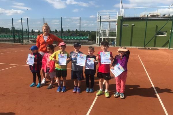 Tenis10<br/>Puchar CKT Grodzisk Maz.<br/>2018.05.19 – 2018.05.20
