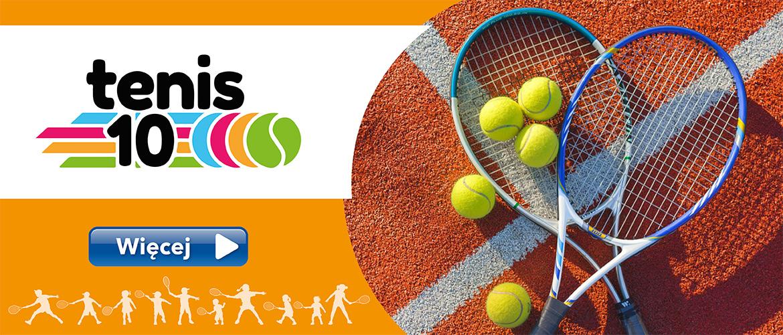 Tenis 10 w Tenis Kozerki