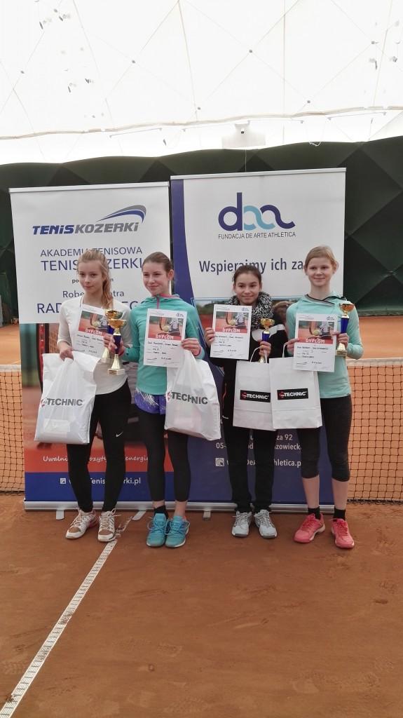 OTK SS - Puchar Dyrektora Tenisowej Szkoły Podstawowej