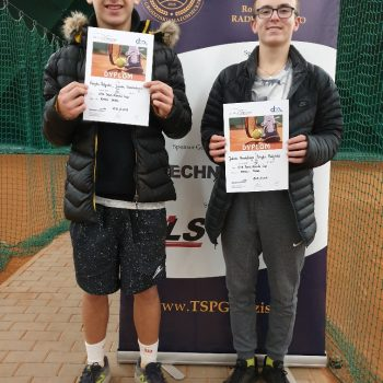 OTK U16-Tenis Kozerki Cup