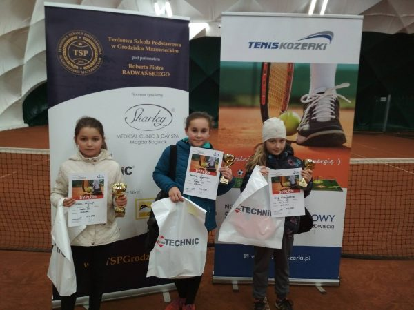 Tenis10 <br/>Puchar Tenisowej Szkoły Podstawowej<br/>2018.11.10 – 2018.11.11