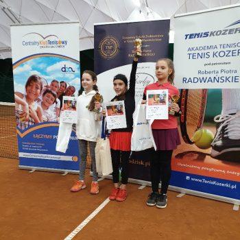 Tenis 10 - Puchar Tenisowej Szkoły Podstawowej