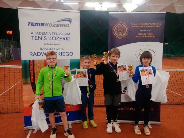 Tenis 10 Puchar TSP<br/>2019-01-26 – 2019-01-27