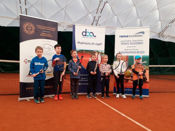 Tenis10<br/>Puchar Tenisowej Szkoły Podstawowej<br/>2019.03.09 – 2019.03.10