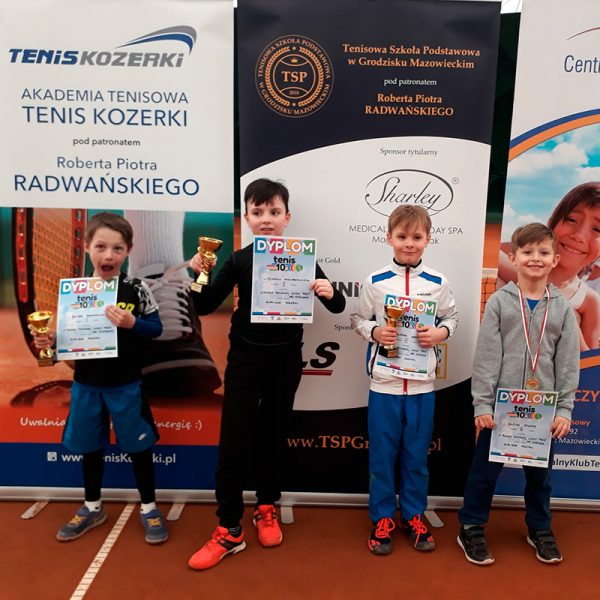 Tenis 10 – Puchar TSP<br/>2019-04-13 – 2019-04-14
