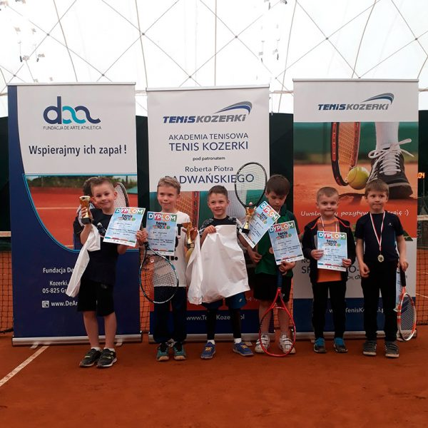 Tenis 10 – Puchar TSP<br/>2019-04-27 – 2019-04-28