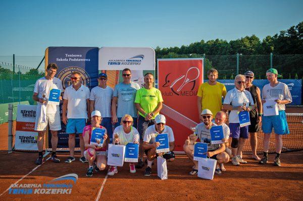 II Turniej Tenisowy Dziennikarzy<br/>2020.08.08