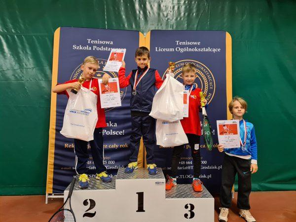 Tenis10<br/>Kozerki Open Kids HEAD Cup II<br/>2020.10.17 – 2020.10.18