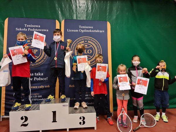 Tenis10<br/>Kozerki Open Kids HEAD Cup III<br/>2020.11.07 – 2020.11.08