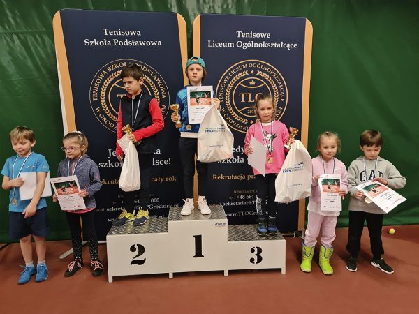 Tenis10 <br/>Kozerki Open Kids Head Cup I <br/>2021.01.23 – 2021.01.24