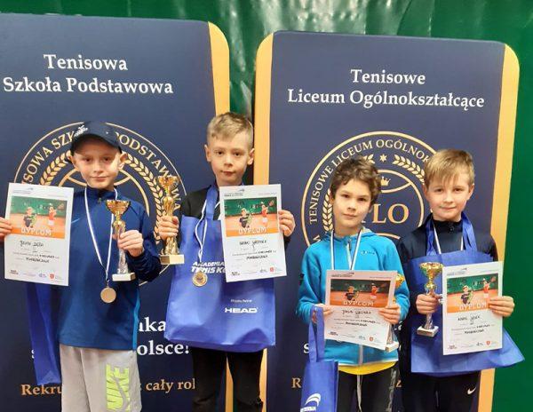 Tenis10 <br/>Kozerki Open Kids Head Cup III <br/>2021.02.20 – 2021.02.21