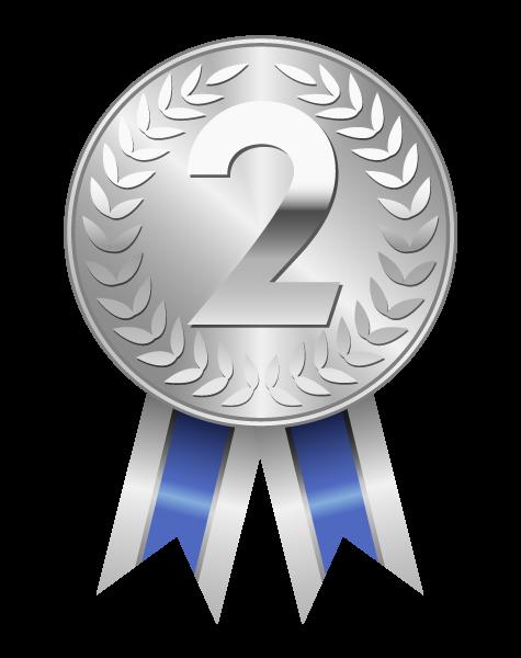 <strong>5 srebrnych medali</strong>