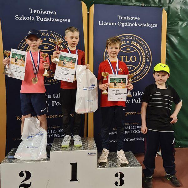 Tenis10 <br/>Kozerki Open Kids Head Cup MASTERS <br/>2021.04.24 – 2021.04.25